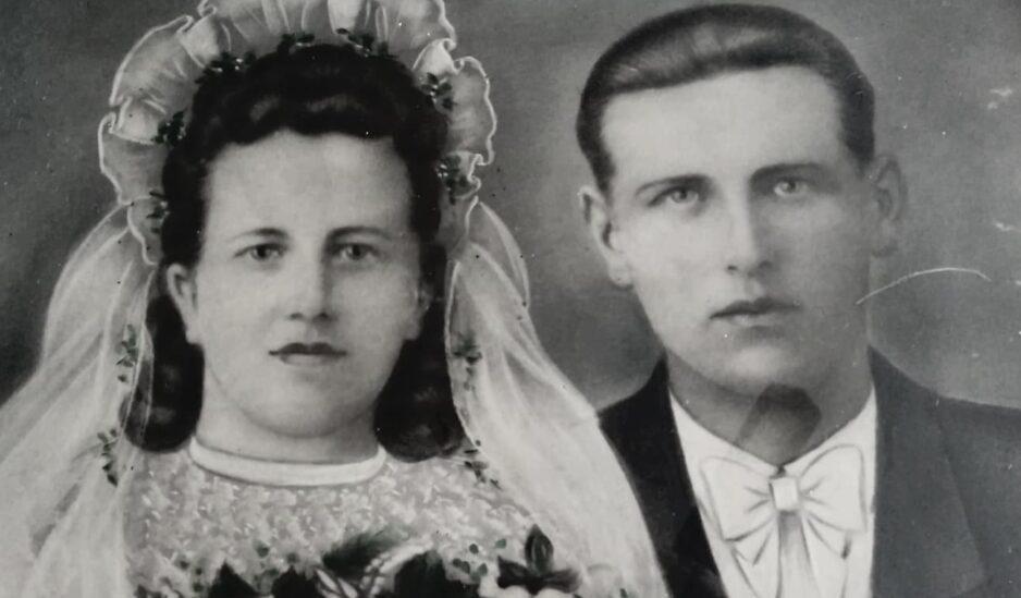 Zdjęcie portretowe 1949